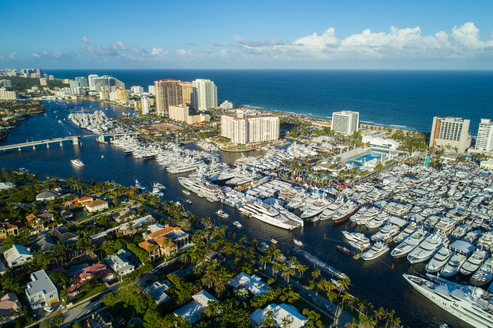UYS New Jersey attends FLIBS